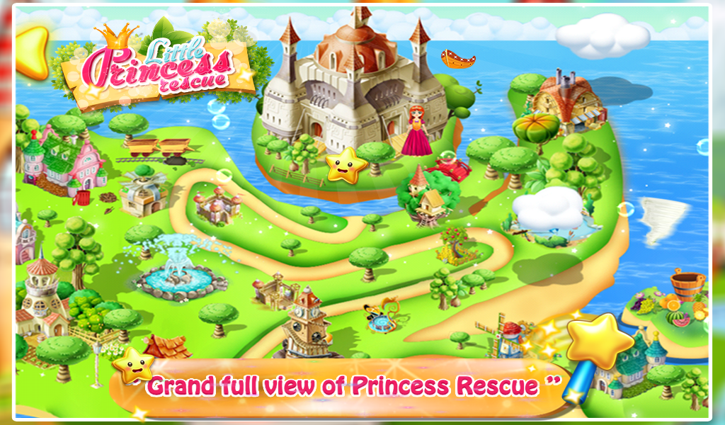 Little Princess Rescue- screenshot