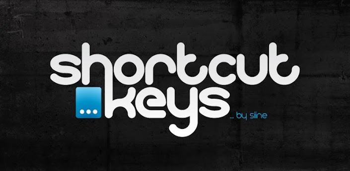 Siine Shortcut Keyboard
