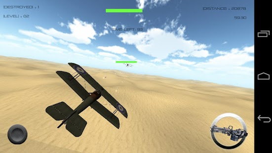3D Jet Fighter : Dogfight - screenshot thumbnail