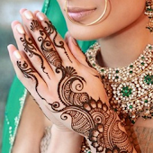 Mehndi Designs How To Videos