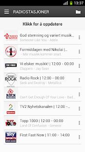 Radio Norge - screenshot thumbnail