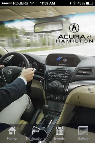 ACURA OF HAMILTON - screenshot