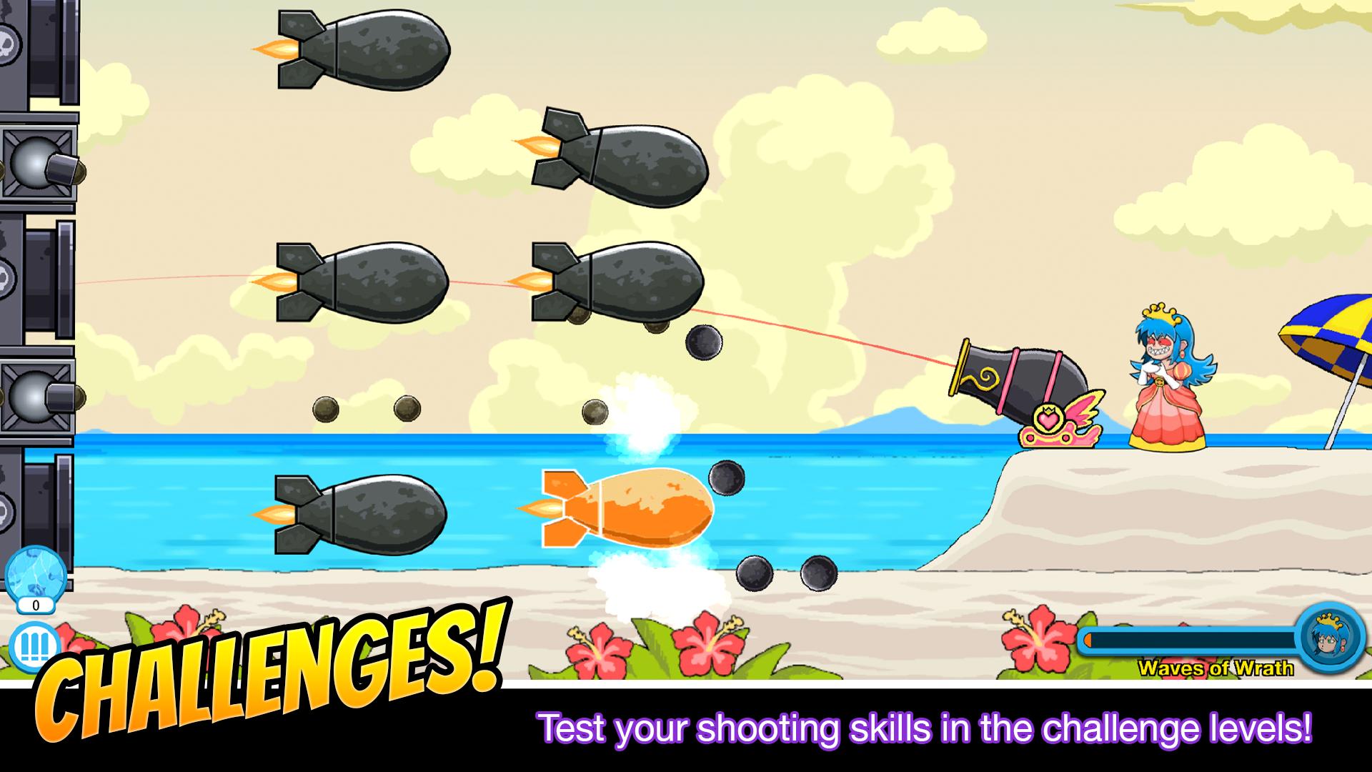 Princess Pow: Castle Smash screenshot #5