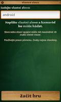 Screenshot of Oběšenec