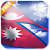 3D Nepal Flag Live Wallpaper file APK for Gaming PC/PS3/PS4 Smart TV