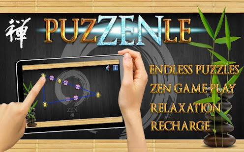 Zen Puzzle Game Relaxation App
