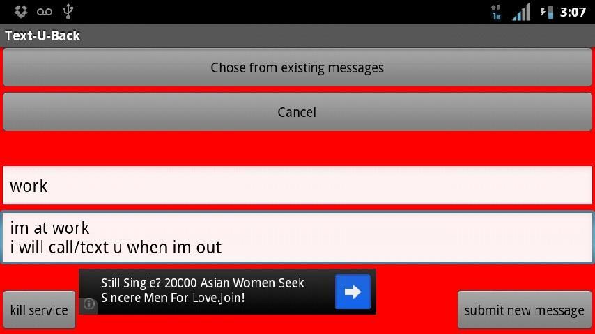 Text-U-Back- screenshot
