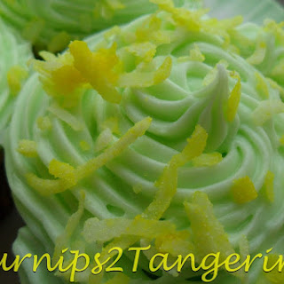 Lemon Lime in the Coconut Cupcakes