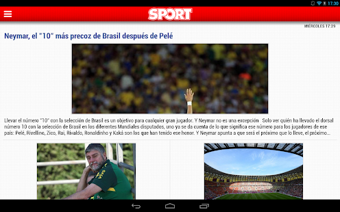SPORT.es - screenshot thumbnail