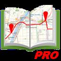 GPS Diary PRO icon
