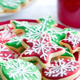 Grandma's  Cut-Out Sugar Cookies