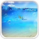 海洋动态壁纸 icon