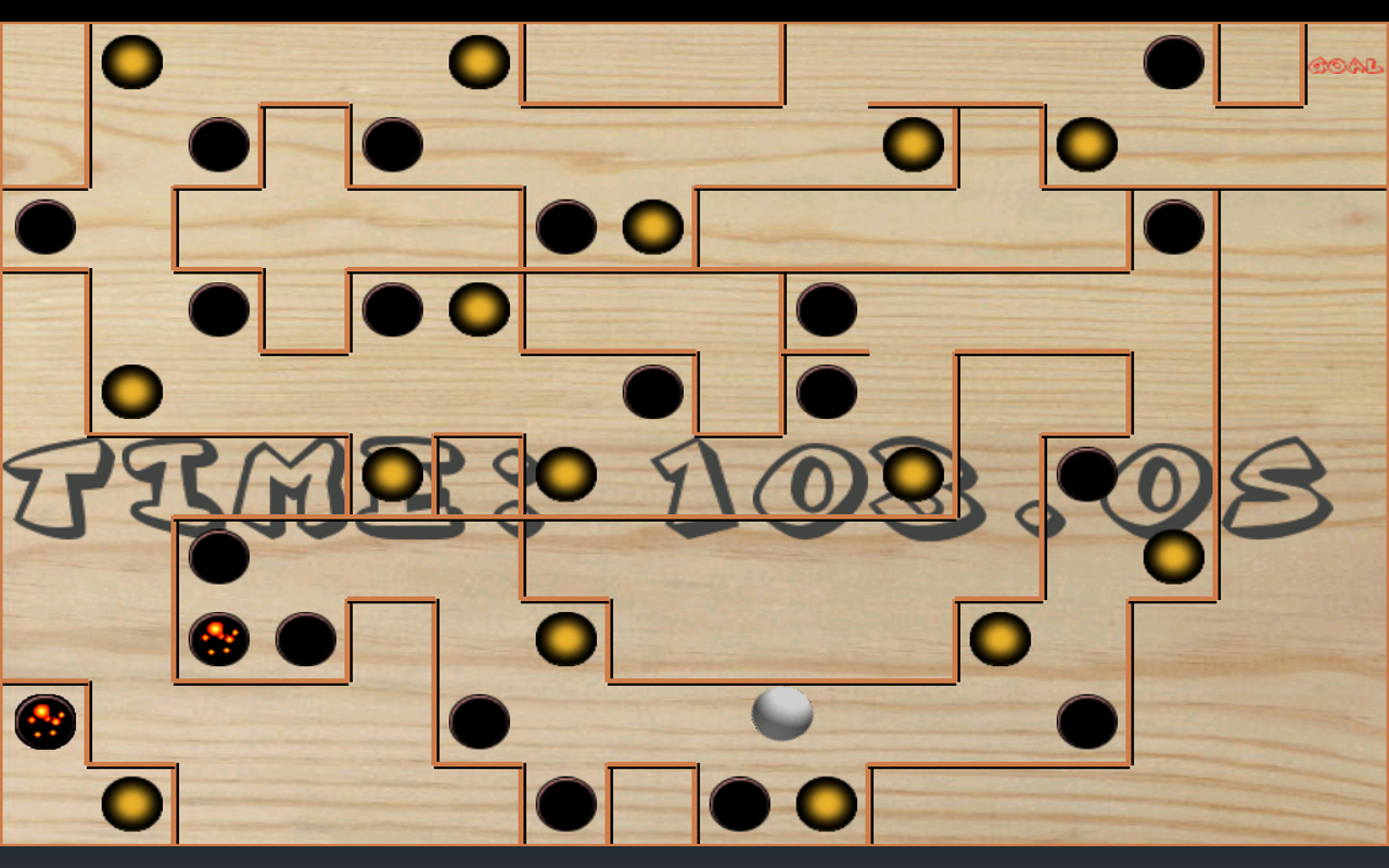 Labyrinth Ball - screenshot