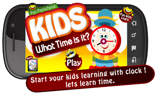 Kids What time is it