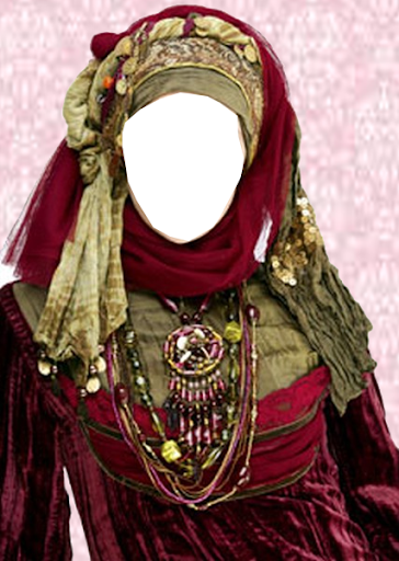 Hijab Style Fashion Photo