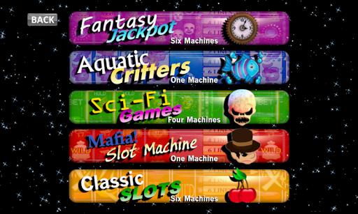 Platinum Slots Collection