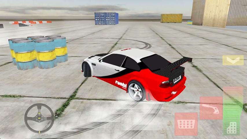 Screenshots for Driftkhana Freestyle Drift App