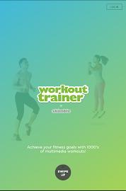 Workout Trainer fitness coach Screenshot 25
