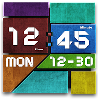 Graphics Clock Widget 1.0