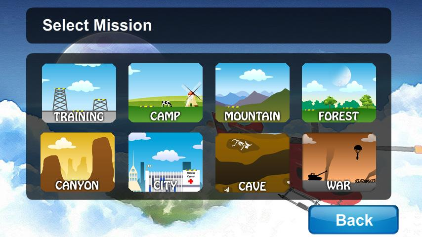Helicopter Air Rescue LITE - screenshot