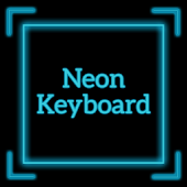 Keyboard Launcher Neon