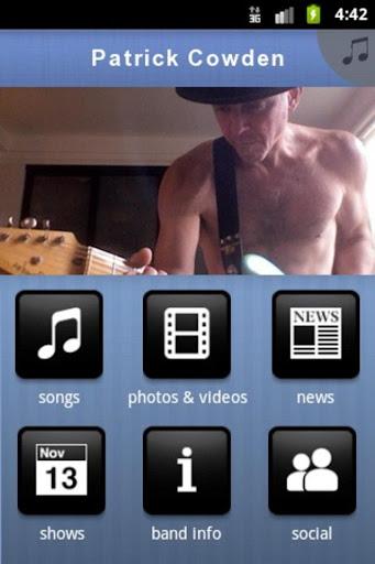 玩免費音樂APP|下載Patrick Cowden app不用錢|硬是要APP