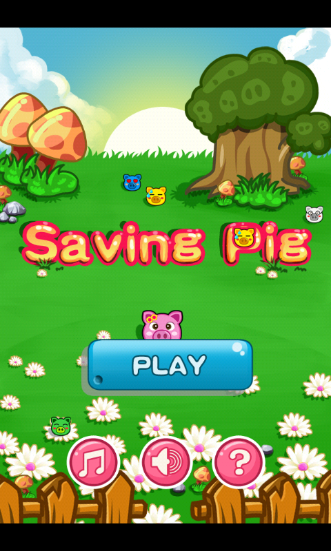 Saving Pig - screenshot