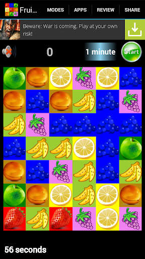 Fruit Matrix