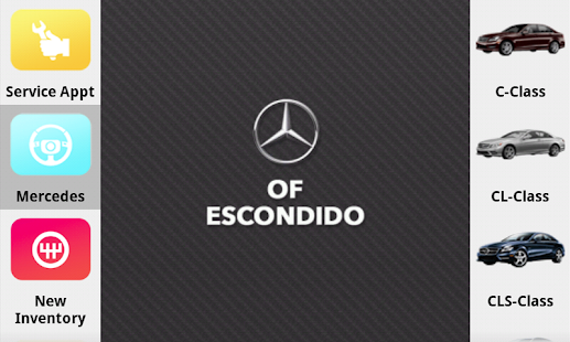 App mercedes benz of escondido apk for kindle fire for 100 beauty salon escondido