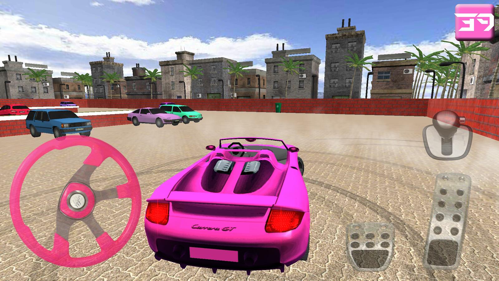 Valet Parking 3D Car Game - Free online games at