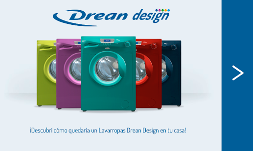 Drean Design: miniatura de captura de pantalla