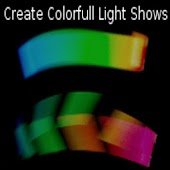 Rainbow Light Show