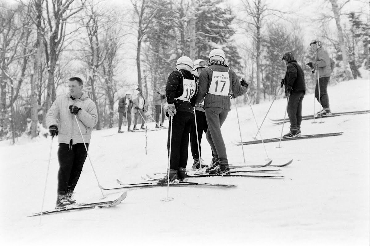 High School Skiing