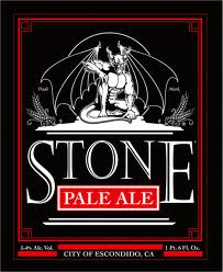 Logo of Stone Pale Ale