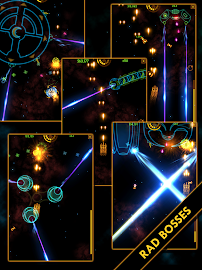 Plasma Sky - rad space shooter Screenshot 2