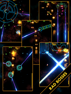 Plasma Sky - rad space shooter - screenshot thumbnail