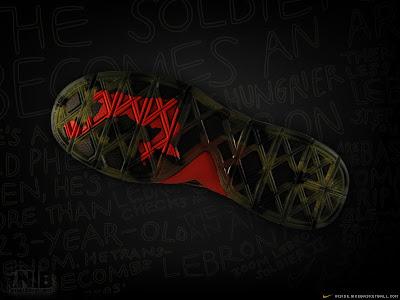watch aaf93 321ba army   NIKE LEBRON - LeBron James Shoes - Part 3