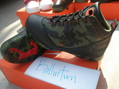 1ccb7b81ff0 First Live Look at the Other Camo LeBron Zoom Soldier II