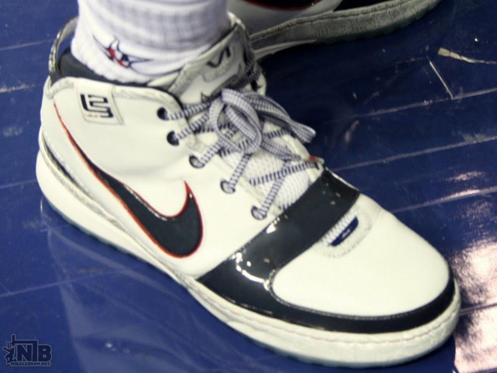 free shipping 2ed3e c53ed ... Closer Look at the Nike Zoom LeBron 6 8220United We Rise8221 Olympic PE  ...
