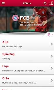 FC Bayern München - screenshot thumbnail