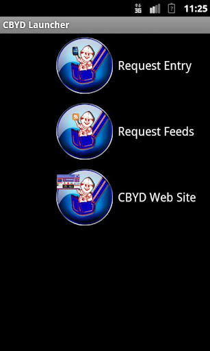 CBYD Launcher