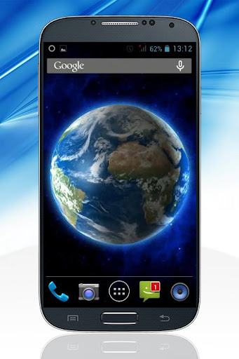 Earth 3D model HD LWP