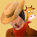Cowboy Team Roping icon