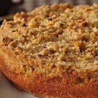 Apple Streusel Cake Recipe & Video