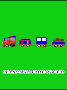 Trains Thomas Game For Kidsのおすすめ画像1