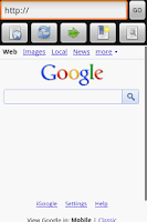 Screenshot of Private Browser