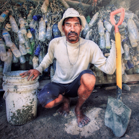 Life by Asep Dedo - People Portraits of Men