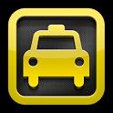 MeterUp! auto cab taxi fare icon