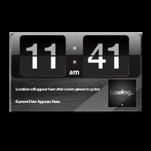Digitaalinen kello widget APK