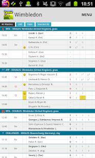 Tennis Live Score